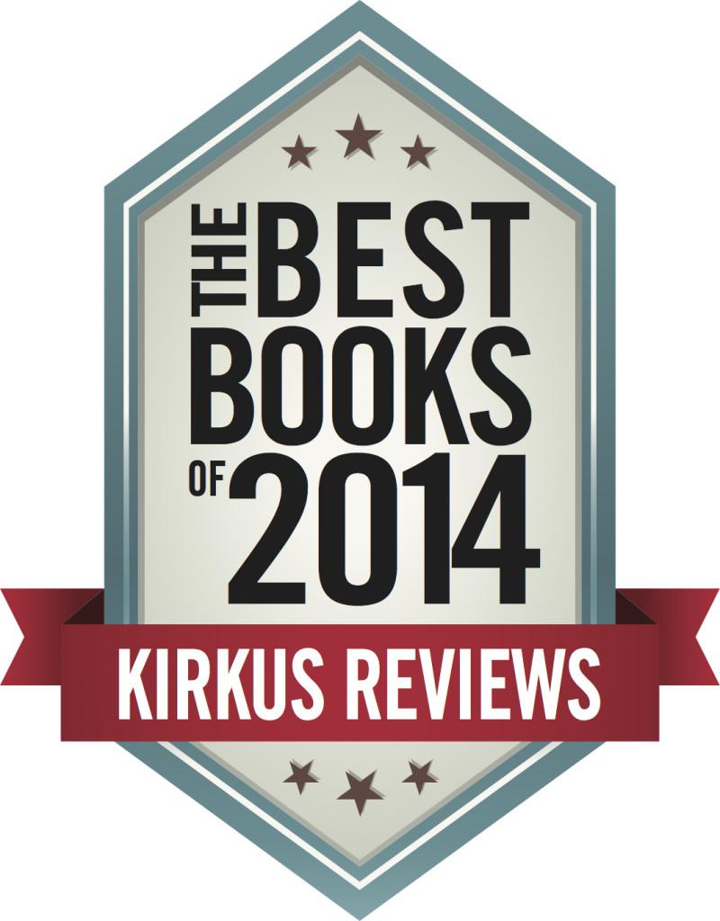 Kirkus Badge for Best Books List 2014